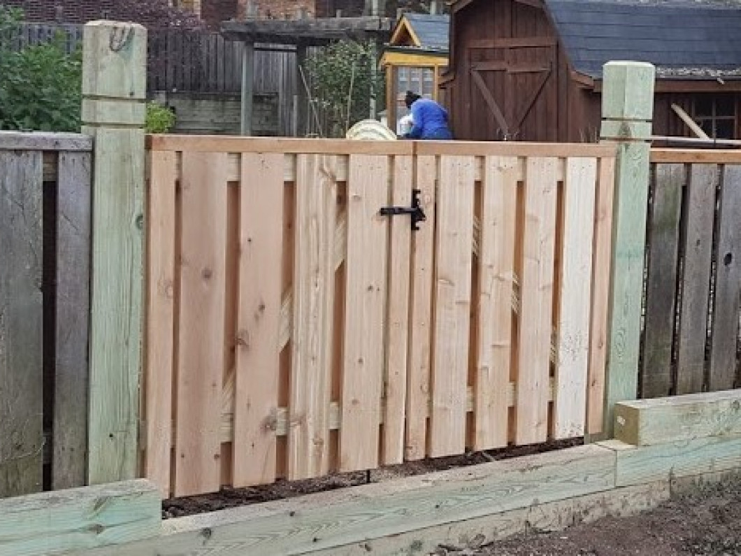 Enclose Your Property With a New Fence