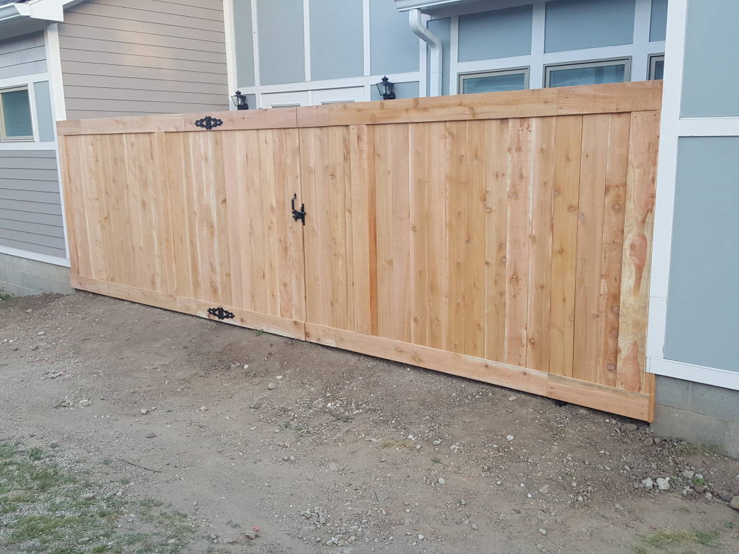 Customize your new fence down to the last detail