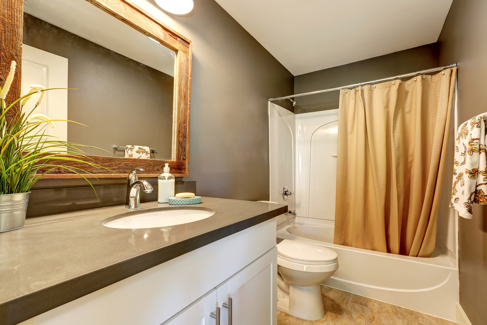 Build a Custom Bathroom